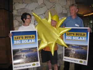 We need to Build Big Solar