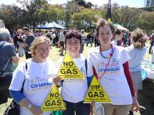 No to Coal Seam Gas